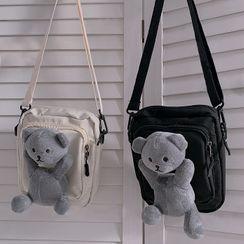 BANGGIRL - Plush Toy Crossbody Bag