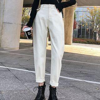DREE - 九分哈伦牛仔裤
