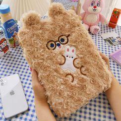 YUPIN - Animal Chenille iPad Case