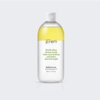 make p:rem Radiance Me. Cleansing Water Oil 400ml   YesStyle