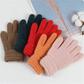 Fabulinus - Kids Knit Gloves