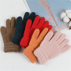 Fabulinus - Kids Knit Gloves