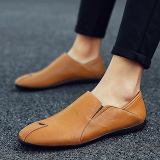MARTUCCI - Genuine Leather Slip Ons