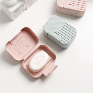 Home Simply - Travel Plastic Soap Case