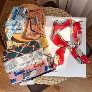 Passiflora - Printed Scarf (Various Designs)