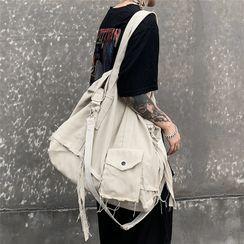 Koiyua - Distressed Tote Bag