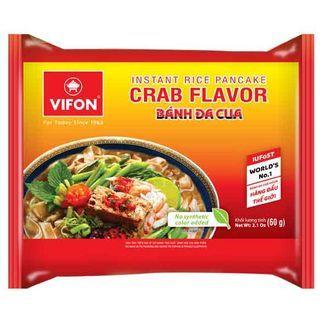 Grainee Foods - VIFON Vietnamese Rice Noodles Crab Flavor