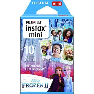 Fujifilm - Fujifilm Instax Mini Film (Frozen 2) (10 Sheets per Pack)
