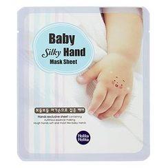 HOLIKA HOLIKA - Baby Silky Hand Mask Sheet 2pcs