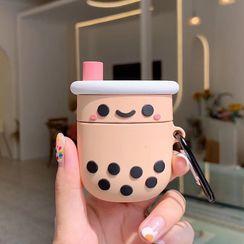 Rockit - 卡通珍珠奶茶AirPods / Pro耳机保护套