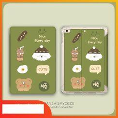 Roccia - 动物印花iPad保护套