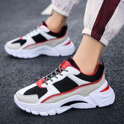 Viffara - 拼色休閒鞋