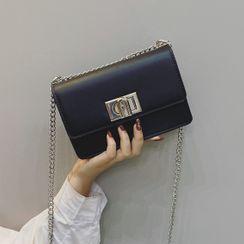 Mercillia - Chain Strap Crossbody Bag