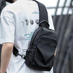 Moyyi - Drawcord Sling Bag