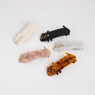 Sesori - Cat Acetate Hair Clip