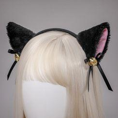 Kentekky - Fluffy Cat Ear Headband