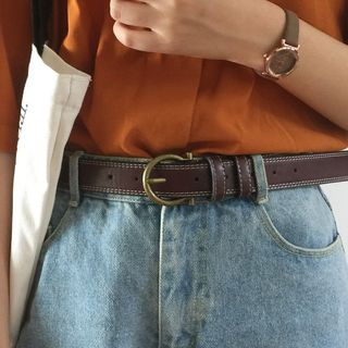 CIMAO - Faux Leather Belt