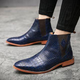 WeWolf - 低跟仿皮短靴