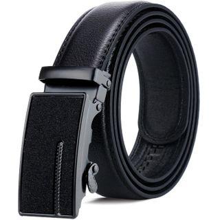 dandali - Faux Leather Holeless Belt