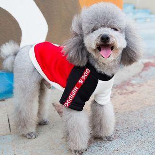 IKR - Lettering Strap Pet Top