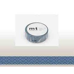 mt - mt Masking Tape : mt 1P Rhombus (Navy)