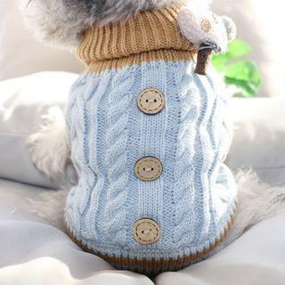 Bixin - Knit Pet Top