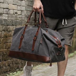 Moyyi - Canvas Duffle Bag