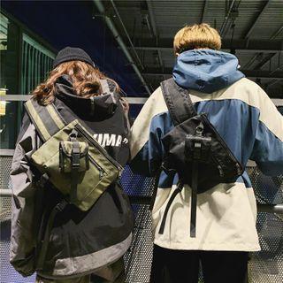 Carryme - 方形斜背包