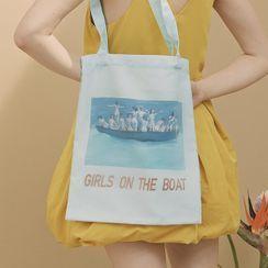 YUPIN - Print Tote Bag