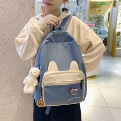 Anna Momo - Color Panel Backpack