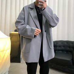 CooLook - Double-Breasted Blazer