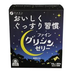 Fine Japan - Gelée de glycine