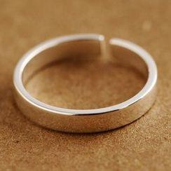 Wellhem(ウェルヘム) - S925 Sterling Silver Open Ring