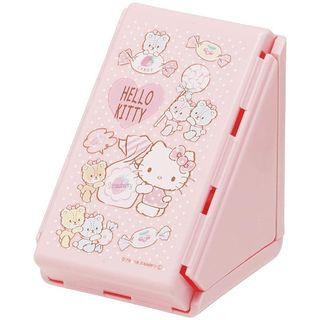 Skater - Hello Kitty 可摺叠三文治盒