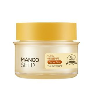 THE FACE SHOP - Mango Seed Heart Volume Butter Retro Edition