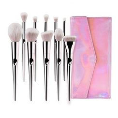 Aichi(アイチ) - Set of 10: Makeup Brush