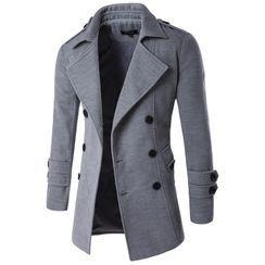 Sheck - 雙排扣大衣