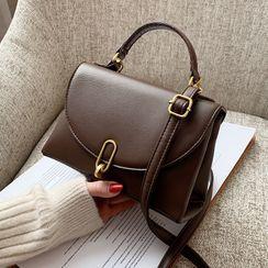 Beebird - Top Handle Flap Crossbody Bag
