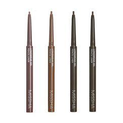 MISSHA - Longwear Gel Pencil Liner - 4 Colors