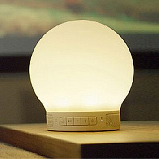 Giffare - Rechargeable Night Lamp with Bluetooth Speaker
