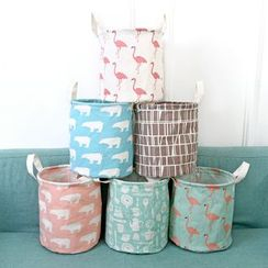 Lindo Bags - Animal Print Laundry Basket