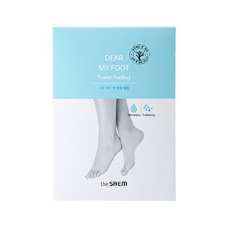 The Saem - Dear My Foot Power Peeling 50ml