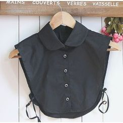 MIOW - Basic Shirt Decorative Collar