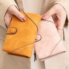 BAUQBAU - Zip Bow Wallet