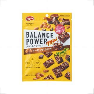 Hamada - Healthy Club Balance Power Mini Almond Cacao Biscuit 70g