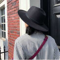 Birravin - Plain Fedora Hat