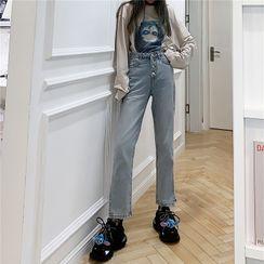 Moon City - Slim-Fit Jeans