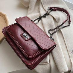 Bezac - Flap Chained Hand Bag