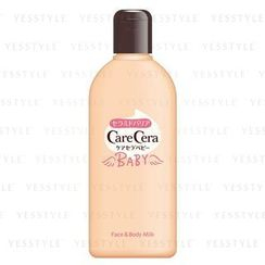 Rohto Mentholatum - Care Cera Baby Face & Body Milk
