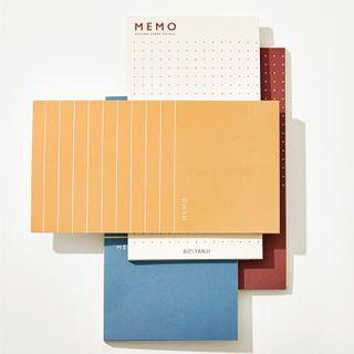 WarmFire - Printed Memo Pad